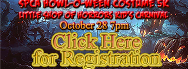 Howl-o-ween Costume 5K