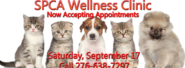 SPCA Wellness Clinic